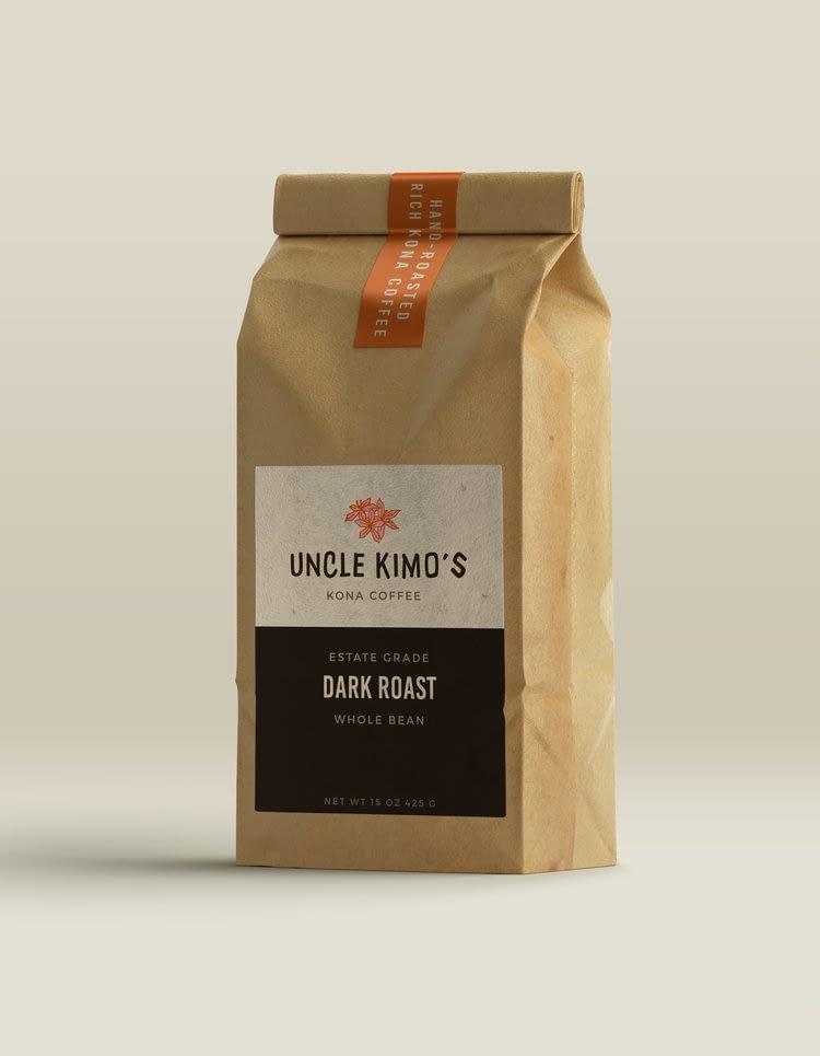 Dark Roast Product Bag