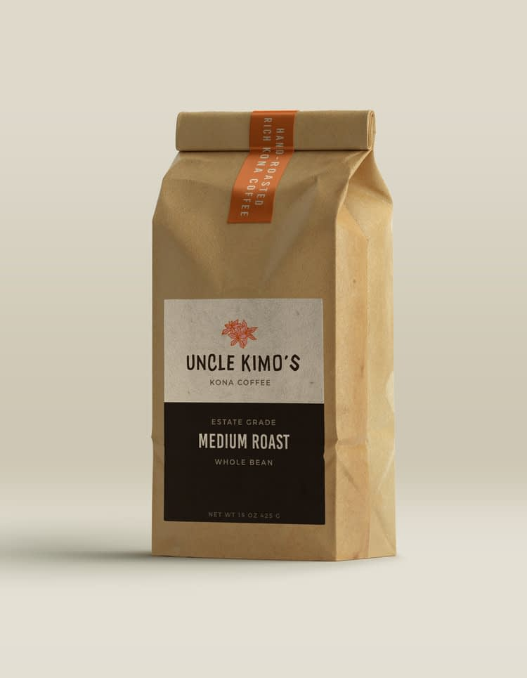 Medium Roast Coffee Bag